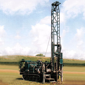 Drill rig picture