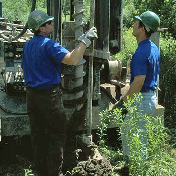 Geotechnical Services - Drilling